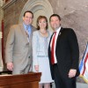 Faison and Farmer Sworn In As Members of 108th General Assembly