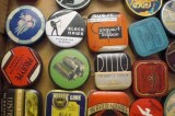 Collecting Tools for Communication: Typewriter Ribbon Tins