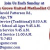 Shady Grove United Methodist Church