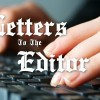 Letters to the Editor – Grant Funding
