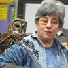 Wildlife Rehabilitator Lynne McCoy Drops In With Feathered Friends