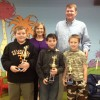 Jefferson County Spelling Bee Runner Ups