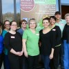 Appalachian Training Center for Healing Arts & Heskett Family Chiropractic Lend A Hand To Jefferson County Animal Shelter