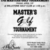 17th Masters Golf Tournament, April 19th, 2013