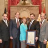 Bush Beans Honored in House Resolution