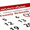 Jefferson County, TN School Calendar for 2014-2015
