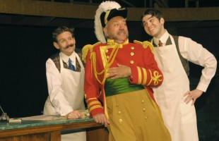"""Go """"On the Razzle"""" at the Clarence Brown Theatre!"""