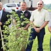 Appalachian Electric Cooperative Donates Dogwood To County Emergency Services
