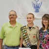 O&#8217;Quinn Receives Eagle Scout Designation