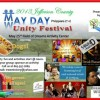 May Day Unity Festival, May 25th, 2013 at Dandridge Field of Dreams