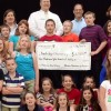 Dandridge PTO Receives $2500 Match From Modern Woodmen