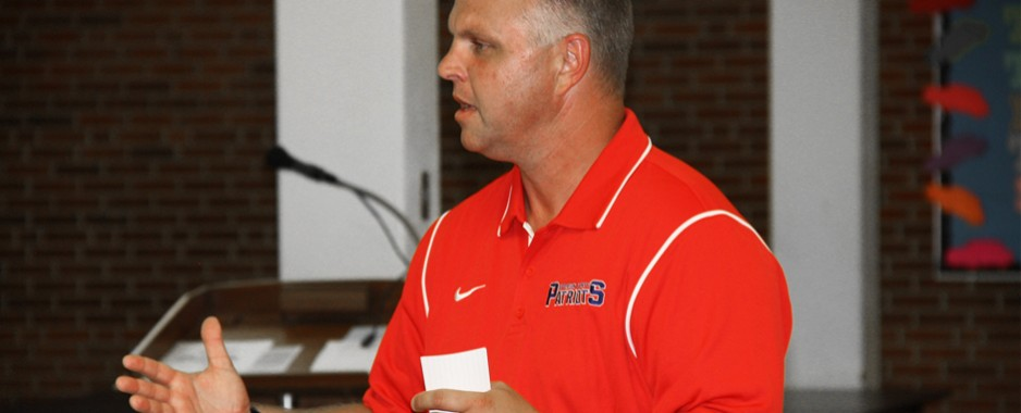 Gaines Cox Named Athletic Director JCHS