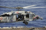 Three Recovered After Red Sea Helo Crash