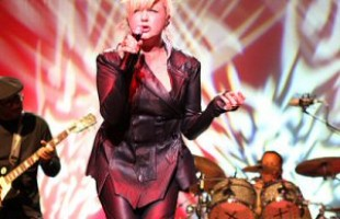 Cyndi Lauper to perform at Tennessee Theater, November 7, 2013