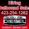 Now Hiring Outbound Sales