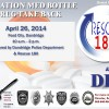 Drug Takeback at Food City Dandridge, April 26, 2014