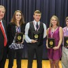 Walters State Community College recognized outstanding students during its annual Honors Night banquet on April 22.