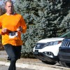 Runners Brave Cold At Gobble Wobble 5k