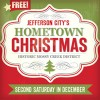 Jefferson City's Hometown Christmas Set For December 13