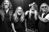 The Kentucky Headhunters Celebrate New Release With A Performance In Newport On July 25, 2015
