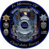 Memorial Services To Be Held For Chief John Yancey – Procession Route From Jefferson City Police Dept. to Field Of Dreams In Dandridge, August 30, 2015 at 1:15pm