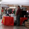 Rain Doesn't Dampen Old Time Saturday