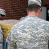 Girl Scouts Deliver Cookie Donations to Military