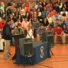 Jefferson Middle School Honors and Graduation 2016