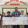 """State Representative Jeremy Faison Joins All Saints' Episcopal School to Complete Their """"Walk Across Tennessee"""""""