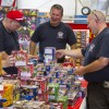 Dandridge Fire Department Fundraising with Fireworks