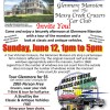 Glenmore Mansion & Mossy Creek Cruzers – Come Tour The Mansion And See Classic And Antique Cars, June 12, 2016