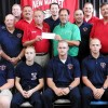 Modern Woodmen of America Matches $2,500 for New Market Volunteer Fire Department