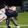 Patriots Suffer First Loss to Maryville Rebels, 41-17