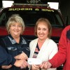 Mosy Creek Cruzers Presents New Mark Fire and Rescue Team with Donation for Equipment