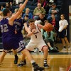 Patriots Fall Short of Sevier County Smoky Bears 46-43, Lady Patriots Take Home Win 45-25