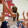 JCHS Lady Patriots Advance In District Tournament With Win Against Seymour Lady Eagles