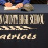 Patriot Football's Jonathan Anderson and Tucker Seay Sign On