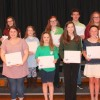 Sevier County 4-H Members Recognized With Presidents Volunteer Service Award