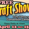 Easter Craft Show April 12-15, 2017