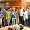 Paula Deen Hosts Private Cooking Experience
