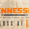 Eight Set For Induction in to Tennessee Athletics Hall of Fame