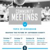 Jefferson County Chamber to Hold Series of Community Meetings