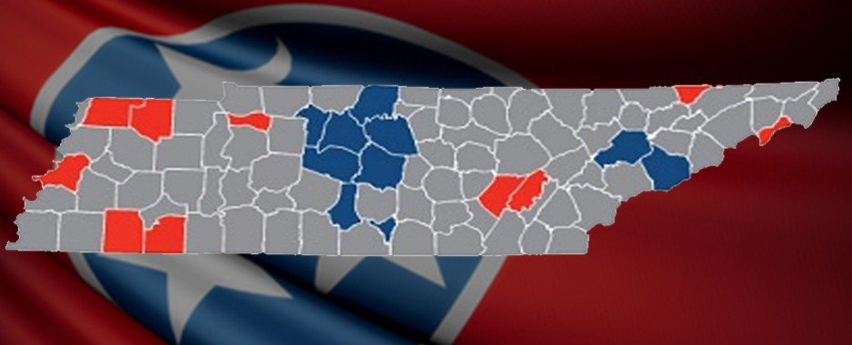 Employment Rises In Tennessee's Six Largest Counties