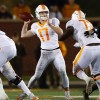 Vols Fall to Missouri, 50-17