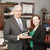 State Senator Frank Niceley Receives Champion of Prosperity Award