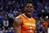 #15 Vols Complete Season Sweep of Kentucky with 61-59 Win at Rupp Arena