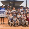 Dandridge Dodgers Win Slugfest
