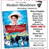 Modern Woodmen Movies on Main Presents Mary Poppins