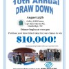 Boys and Girls Club of Dumplin Valley Hosts Annual Draw Down
