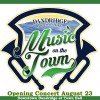 Music on the Town Begins August 23